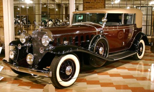 1932 Cadillac V16 All Weather Phaeton